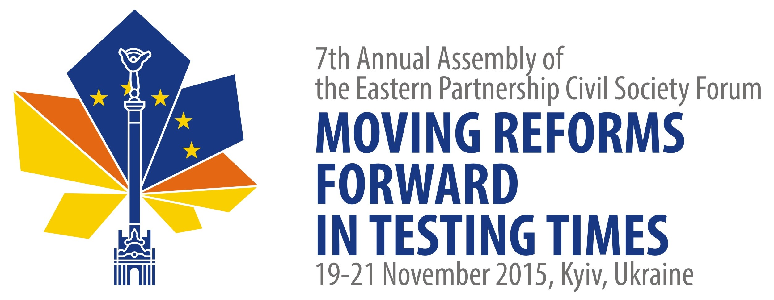 The 7th EaP CSF Annual Assembly (20-21 November, Kyiv)