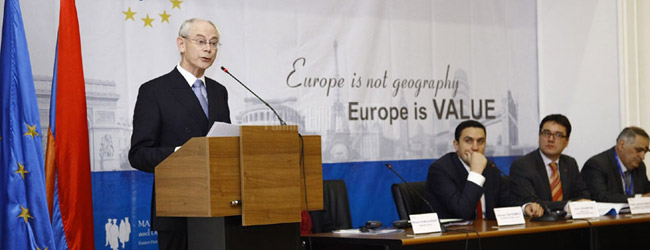 """Armenia in Europe"" conference in Yerevan"